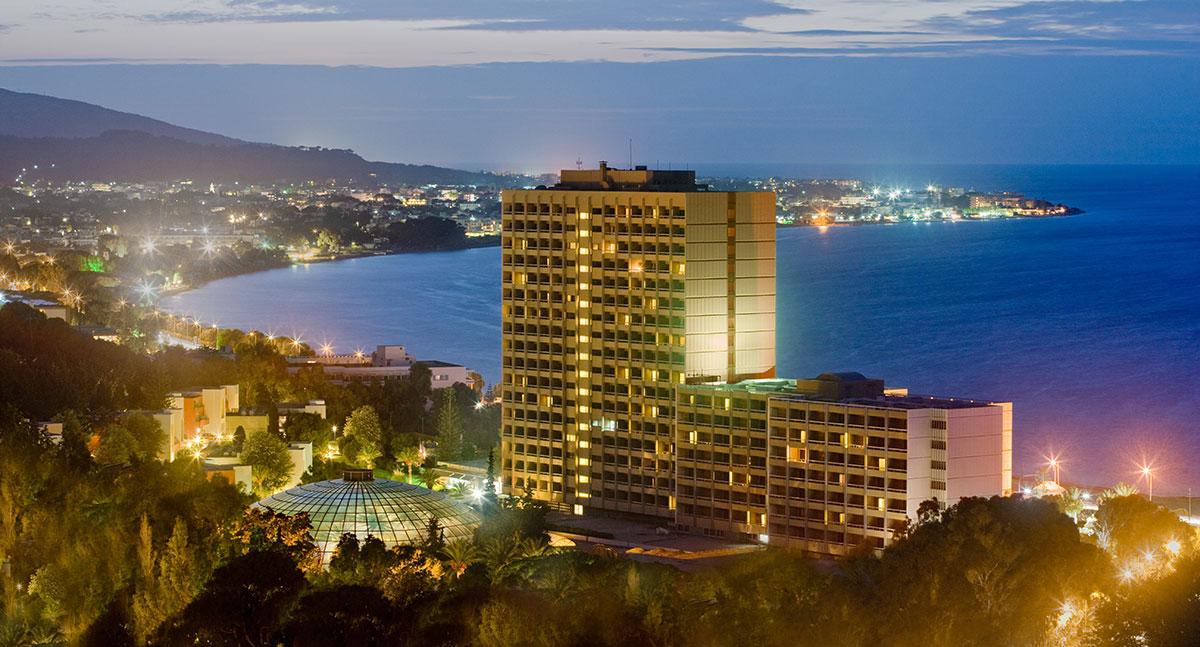 Rodos Palace Hotel Rhodes Greece
