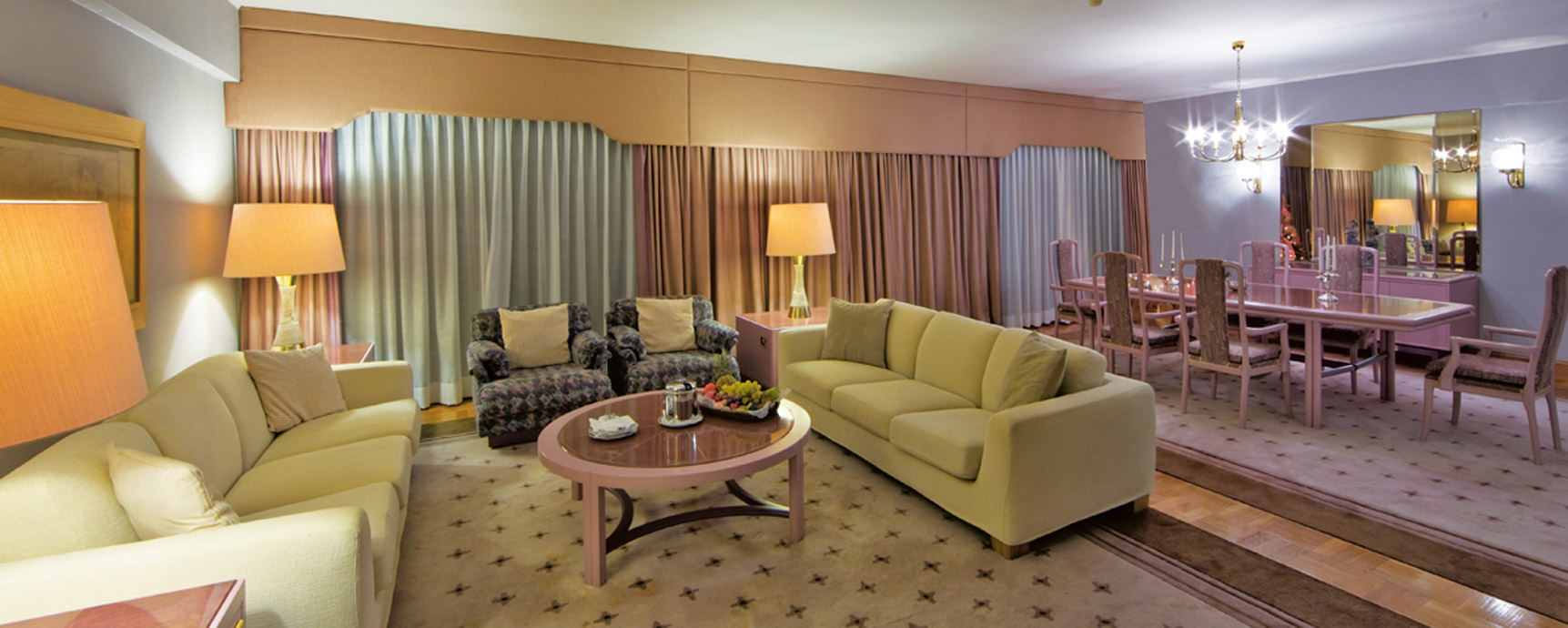 The Royal Suite Vip Style Sea View Rodos Palace